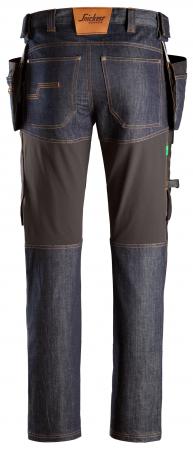 FlexiWork, Pantalon+ denim avec poches holster