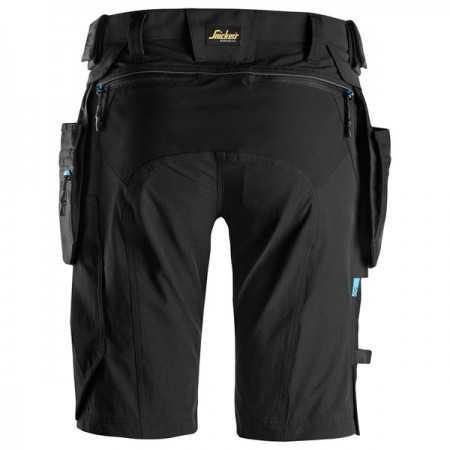 6108 LiteWork, Short+ avec poches holster détachables