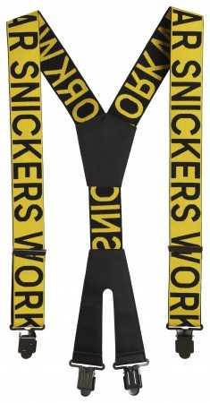 Bretelles avec logo