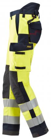 ProtecWork, Pantalon isolé haute visibilité, Classe 2