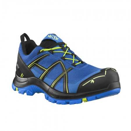 BLACK EAGLE Safety 40.1 low / bleu-agrumes
