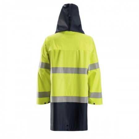 8261 ProtecWork, Veste de pluie PU, classe 3