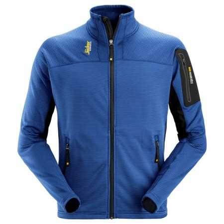Veste micro fleece Body Mapping 9438 Snickers