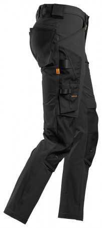 6351AllroundWork, Pantalon+ en tissu extensible avec coupe large