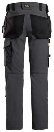 AllroundWork, Pantalon en tissu extensible avec poches holster