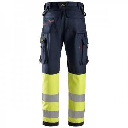 6363 ProtecWork, Pantalon, haute visibilité, Classe 1