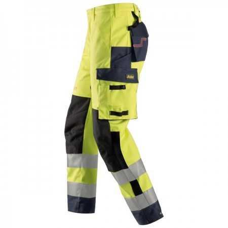 6563 ProtecWork, Pantalon imperméable en Shell, haute