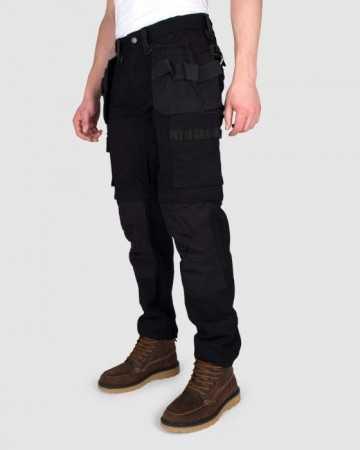 DUNDERDON P7 pantalon avec jambes détachables