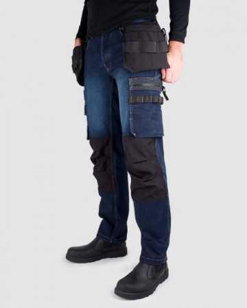 DUNDERDON P21 Pantalon denim