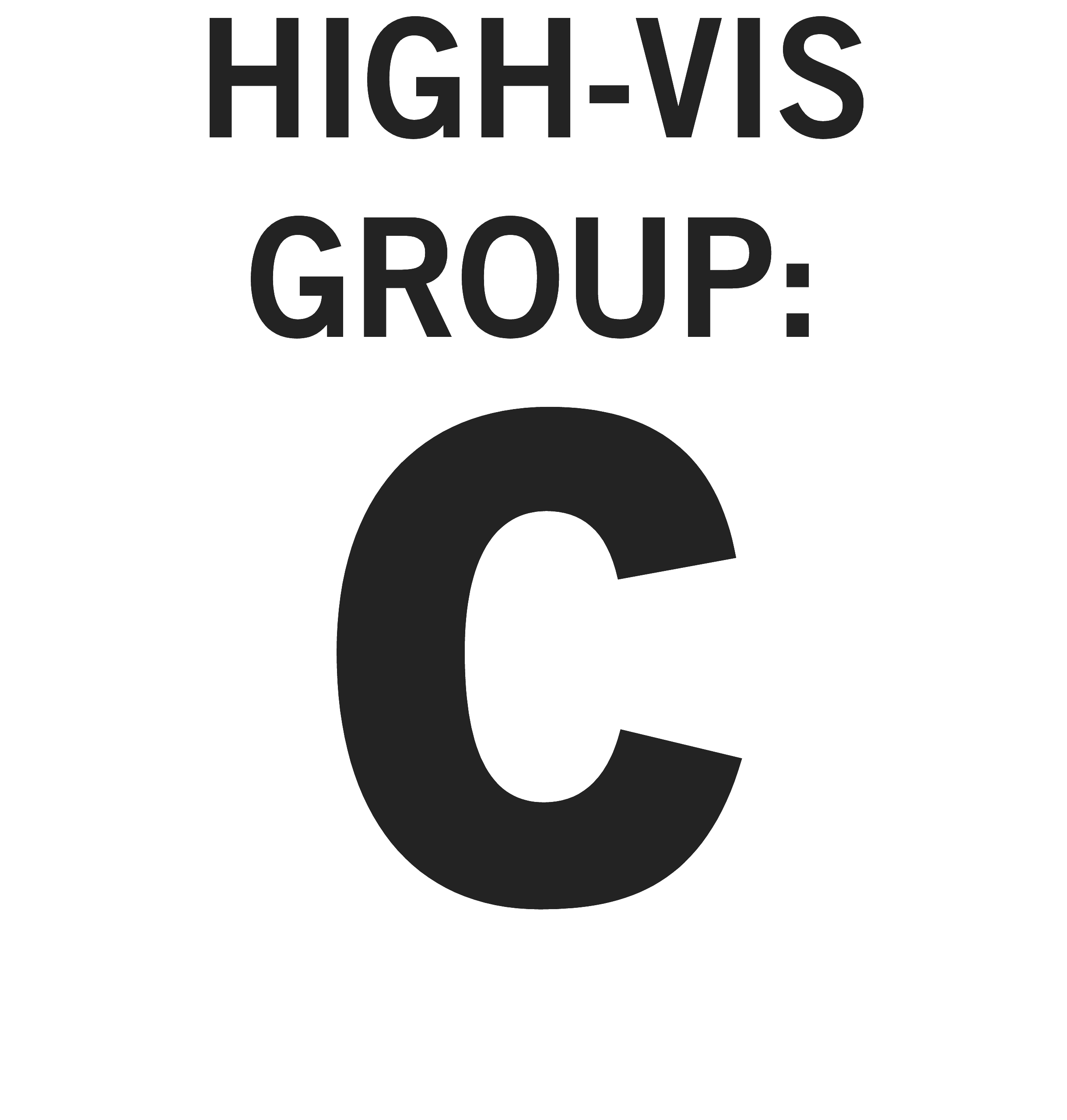 High-vis Group C